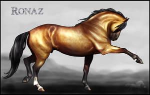 Ronaz by SheWolff