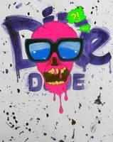 skull by djeckie