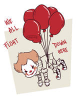 Pennywise | IT 2017 by Greimz