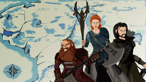 Lord of The Rings: War in the North by Gotetho