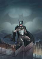 BATMAN by Gotetho