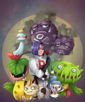 Team Rocket James by Gotetho