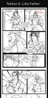Tekken 6: Like Father by Xiao-Fury
