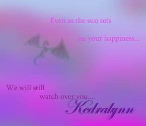For Kedralynn by Kitsune-Sasurai