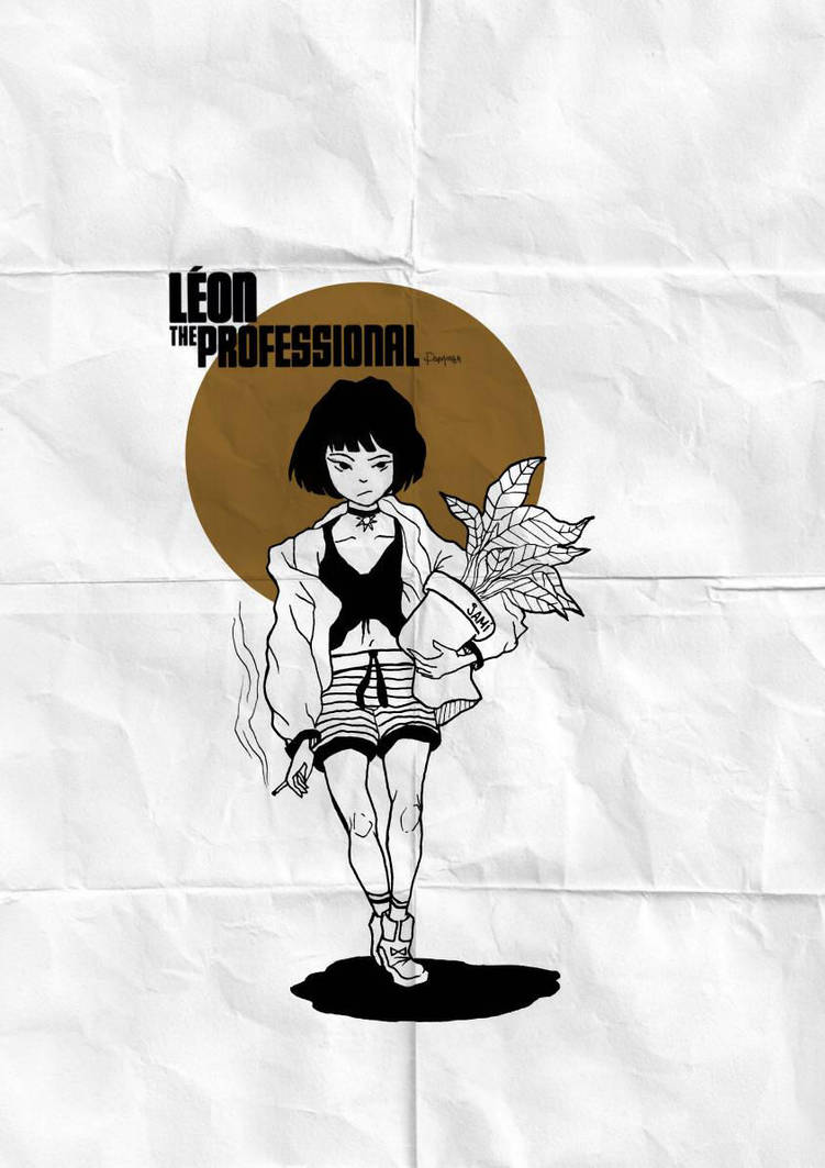 Lon: The Professional by samiarte