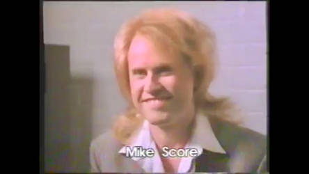 From A Flock Of Seagulls its Mike Score! by AndrewNuman-79