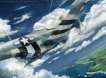 P-51D 5nt by p-51