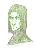 Snape by Chancc