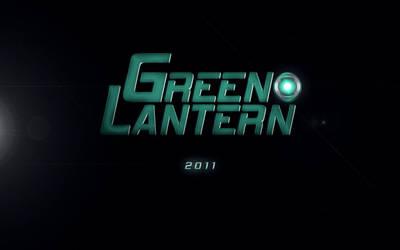Green Lantern Wallpaper by Bunk2