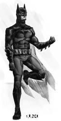 Batman Sketch by Bunk2