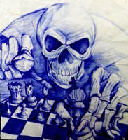 Checkmate by EccedentesiArt