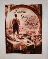 Bilbo Baggins Home Sweet Home by Thriin