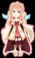 Comm: Kasumi by lunallachi