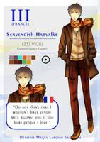 HMLS: Scavendish Harvalke [Revamp] by lunallachi