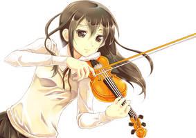 Kim Violin by airibbon