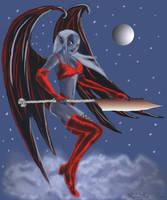 Avenging Angel by FaerieDanse