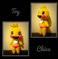 Amigurumi Toy Chica (4 Available) by KittysoftPaws-o3