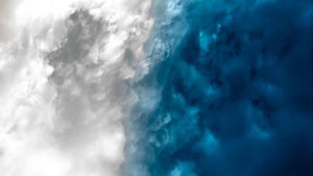Split Sky by NJM1112