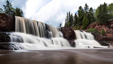 GooseBerry Falls by NJM1112
