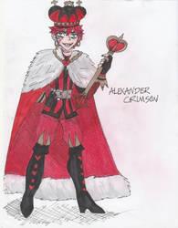 Alexander Crimson by MagicisLove