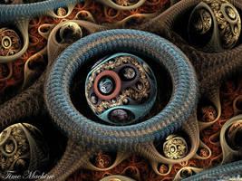Time Machine by WyrdWolf