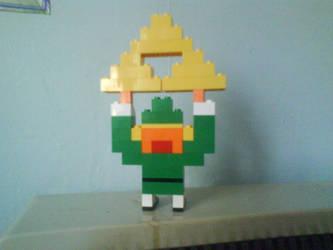 Lego Link- DA NA NA NAAA by Ziggy161