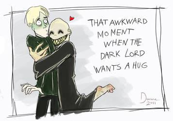 Hug me Draco by Deerane