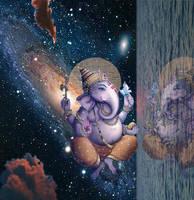 Ganesha Padmapriye by moonqueen