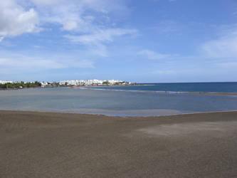 Lanzarote 2009 - Beach by Zazou8