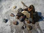 Stones construction 3 by Zazou8
