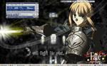 My desktop... by Zazou8