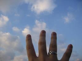 Reaching for the sky by Zazou8