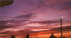 Old picture : Genval's Sky by Zazou8