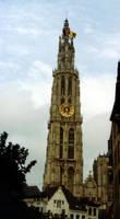 Anvers monument... by Zazou8