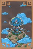 Krishna by OGmouse
