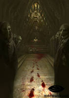 Reign of the Accursed Cover Art by DeadEyedShadeGames