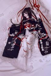 Yaya - Unbreakable machine doll by chinhy-sou