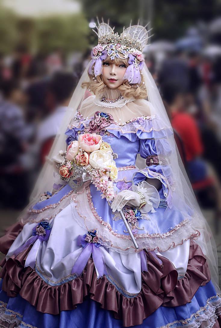 Pastel princess by chinhy-sou