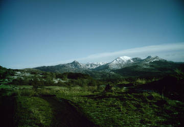 The Moelwyns by Becky617