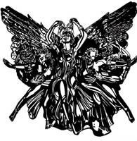 Phantom Stage Angel by Ithelda