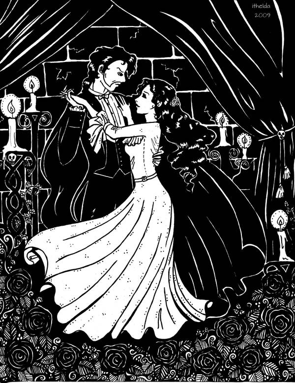 Dancing With Erik by Ithelda