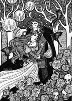Keturah and Lord Death by Ithelda