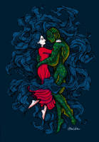 The Shape Of Water by Ithelda