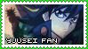 Yuusei Fudo Stamp by Bayleef-