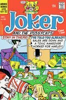 Joker and the Pussycats by PhilipH100