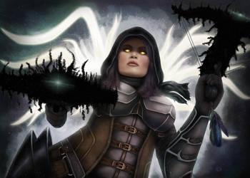 Demon Hunter by Ilv-e