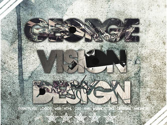 GeorgeVisionDesign Logotype 2 by GeorgeVisionDesign