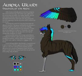 Aurora Griff Ref 2016 by Gryphonwolf6274