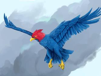 Jayhawk by Gryphonwolf6274