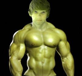 Max The Hulk Boy I by BigPower